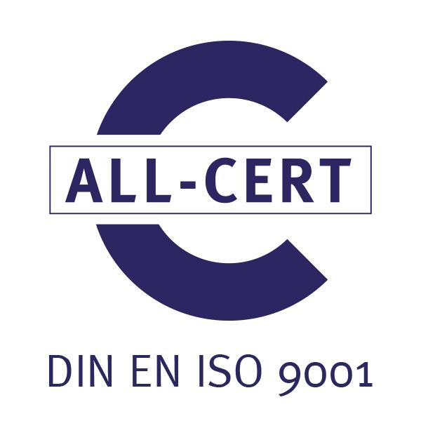 Zertifikat AllCert