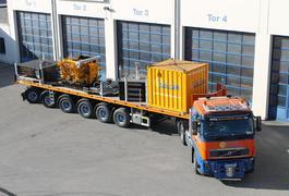 Neues Ballastfahrzeug für LTM 1400-7.1