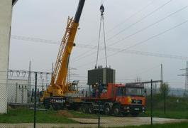 Mobile Fahrbahn statt Stromabschaltung