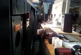 LTC 1045 und AC 40 auf engstem Raum